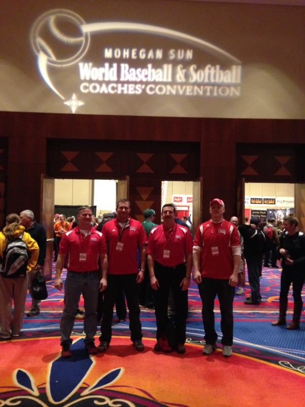 Xtreme Coaches at the World Softball Coaches Convention